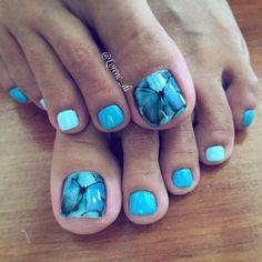 @pelikh_Педикюр Pedicure Nail Art, Toe Nail Art, Mani Pedi, Toe Nails, Cute Toes, Pretty Toes, Face Painting Designs, Paint Designs, Toe Nail Designs