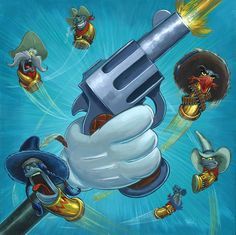 """Augie Pagan """"Lethal Weapons"""""""