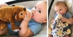 Bottle Pets | Plush Baby Bottle Covers | Jane