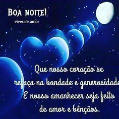 Noite abençoada à todos...!!! #boanoite #noite #especial #sono #tranquilo #sonhos #lindos #esperança #vidaparainspirar #pensamentos #bom #mensagem #bem #poesia #coração #arte #alma #instalike #instagood #instaquote #instafrases #instagram