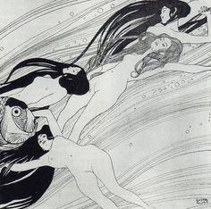 Gustav Klimt, 1898