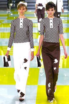 Louis Vuitton Spring 2013 Ready-to-Wear Collection Photos - Vogue