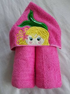 Kids Hooded Towel,Child's Hooded Towel,Personalized Hooded Towel,Hooded Bath To Kids Hooded Towels, Hooded Bath Towels, Mermaid Kids, Mermaid Towel, Time Shop, Kids Bath, Baby Sewing, Beach Towel, Gifts For Kids