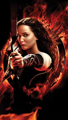 The Hunger Games: Catching Fire (2013) Phone Wallpaper | Moviemania