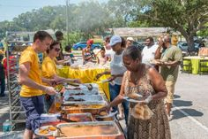 Over 1,700 Meals Donated by Scientology Volunteer Ministers in Florida.