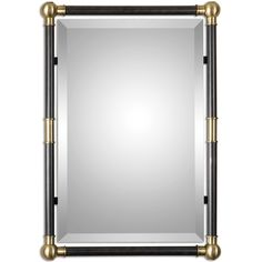 Buy the Uttermost 01131 Oil Rubbed Bronze / Antiqued Brass Direct. Shop for the Uttermost 01131 Oil Rubbed Bronze / Antiqued Brass Rondure x Beveled Mirror and save. Brass Mirror, Beveled Mirror, Floor Mirror, Wall Mirrors, Mirror Mirror, Bathroom Mirrors, Uttermost Mirrors, Luxury Mirror, Affordable Modern Furniture