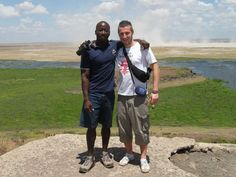 at amboseli national park view point