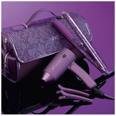 purple hair products