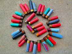 Lot of  30 Spent Shot Gun Wads RePurpose Mixed by TinkersAttic, $7.00
