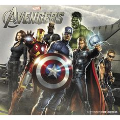 Avengers and Marvel Superheroes Costumes