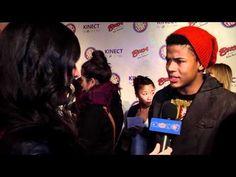 "Trevor Jackson's talking about the next Disney Channel's Original Movie, ""Let It Shine"""