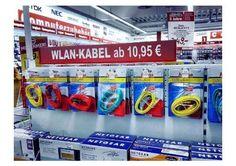 Ein Schild sagt mehr als 1000 Worte... - SPIEGEL ONLINE - Nachrichten  #wlan #kabel #funny