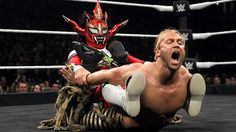 Tyler Breeze vs Jushin Thunder Liger #wrestling