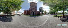 Ruins of the Church, Glogow Poland