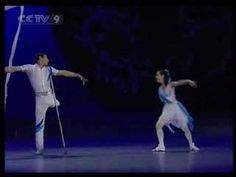 Ma Li and Zhai Xiaowei was the first time a handicapped couple ever entered the CCTV national dance competition and they won the hearts of millions.