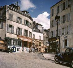 Paris in The Summer of 1939