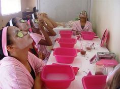 kids pamper party ideas - Google Search