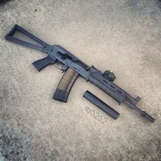 """Magpul finally showed up to the ak party, glad they are finally expanding. Now I need the new @geissele alg trigger"""