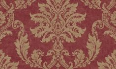 Tapet vinil rosu auriu floral PC 2501 Grand Deco Persian Chic Damask, Persian, Rugs, Chic, Floral, Home Decor, Carpet, Christians, Dekoration