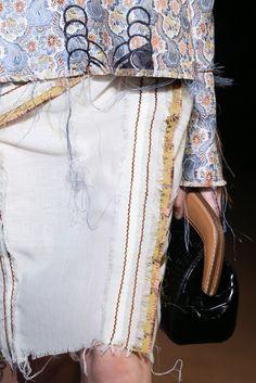 Prada Spring 2015 Ready-to-Wear Fashion Show Details