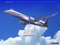 MRJ画像集