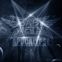 Babymetal Apocalypse - Artwork