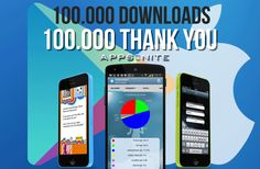 Today we inaugurate our Pinterest account celebrating that we have achieved 100.000 app downloads. Thank you everybody for your contribution! #mobileapps #mobileappsnorway #appsdevelopers #appdevelopersnorway Pinterest Account, App Development, Mobile App, Accounting, The 100, Mobile Applications