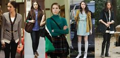 Fash Boulevard: Spencer Hastings Style