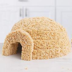 The Original Rice Krispies Treats™ Recipe Rice Krispy Treats Recipe, Rice Crispy Treats, Krispie Treats, Rice Krispies, Jet Puffed Marshmallows, Cookie House, Star Wars Birthday, Winter Kids, Sweet Life
