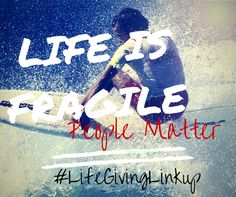 Life is Fragile, People Matter || guest post by Sue Detweiler on SusanBMead.com || Dance With Jesus book