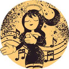 Embedded Fnaf, Alice Angel, Just Ink, Roger Rabbit, Background Decoration, Anime Version, New Backgrounds, Bendy And The Ink Machine, Vintage Cartoon