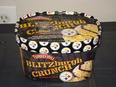 steelers ice cream??!!  Heck to the yes....what I'll never be able to buy in West Texas.  Just sayin....