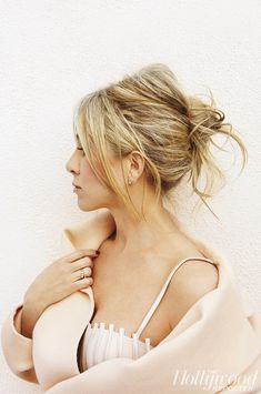 Jennifer Aniston in The Hollywood Reporter