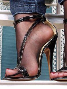 Reife Nylon-Ladies