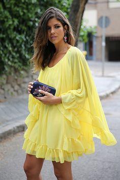trendy_taste-look-outfit-street_style-ootd-blogger-blog-fashion_spain-moda_españa-yellow_dress-vestido_amarillo-boda-wedding-evento-clutch_pedreria-mas34-sandalias_azules-blue_sandals-2 by Trendy Taste Team, via Flickr