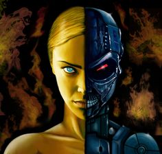 Terminator 3: Rise of the Machines (2003) | Action ~ Sci-Fi ~ Thriller | The Machines Will Rise | Artwork by Graff [©2010]