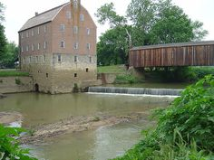 Bollinger Mill near Jackson, MO