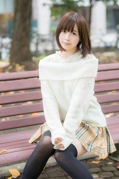 Best 11 Lady's Japanese School Uniforms – SkillOfKing. School Girl Japan, Japan Girl, Cute Asian Girls, Cute Girls, Asian Fashion, Girl Fashion, Cute Japanese, Japanese School, Cute Girl Outfits