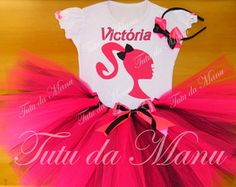 Fantasia Tutu Barbie