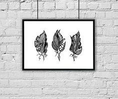 Hoi! Ik heb een geweldige listing gevonden op Etsy https://www.etsy.com/nl/listing/209544091/leaves-hand-drawn-art-print-felt-tip
