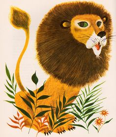 Berlitz - French Zoo Animals for Children by my vintage book collection (in blog form), via Flickr