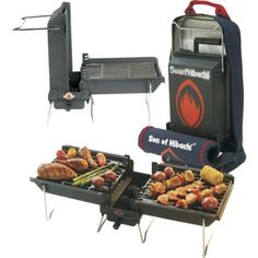 Son of Hibachi Portable Barbecue Grill, Reg $80 at Target