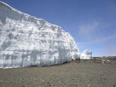 Kilimanjaro Glacier - 18,500 ft. at Crater Camp (Photo: kiliwarriors.com)