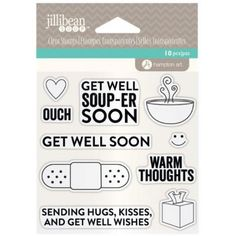 Clear Get Well