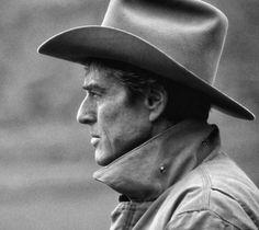 """Robert Redford en """"El hombre que susurraba a los caballos"""", 1998"""