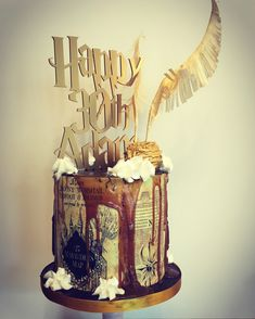 RT Cakes creates bespoke wedding cakes in Essex, Kent and London. Harry Potter Birthday Quotes, Harry Potter Wedding, Dobby Harry Potter, Harry Potter Cake, Birthday Cake Video, Map Cake, Birthday Cake Illustration, Harry Potter Painting, Marauders Map