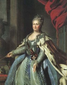 Catherine II of Russia, Catherine the Great