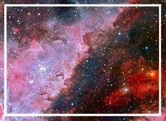 Carina Nebula, via tumblr & ESO