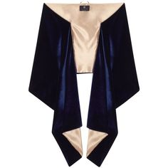 Ariella Liv Satin Stole ($120) ❤ liked on Polyvore featuring accessories, scarves, navy, women, satin shawl, ariella, navy blue scarves, navy shawl and navy blue shawl