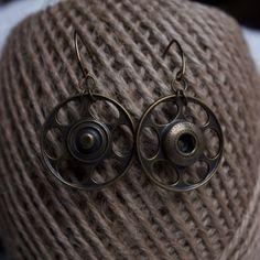 orecchini inseparable Lia di itwine su Etsy